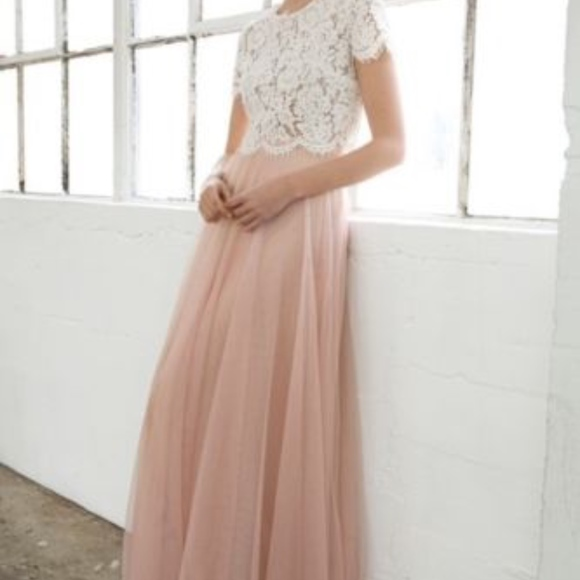 df6f907b1 Jenny Yoo Dresses & Skirts - Jenny Yoo Collection louise arabella tulle  skirt